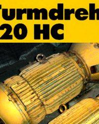 мотор поворотаLiebherr 120 НC