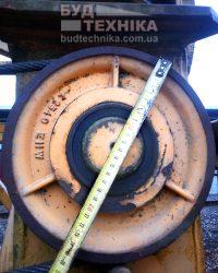 Блок для троса Liebherr 48 K