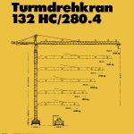Техническое описание Liebherr 132HC/280.4 (120HC)